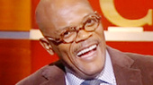 The Mountaintop's Samuel L. Jackson Reveals Why His Life is 'Totally Dope' on The Colbert Report