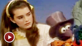 Muppet Movie Countdown! The Addams Family's Brooke Shields Channels Alice and Heads to Wonderland