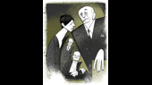 Squigs Captures the Dark Intrigue of Frank Langella in Man and Boy
