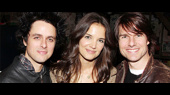 Tom Cruise and Katie Holmes Rock Out With Billie Joe Armstrong at American Idiot