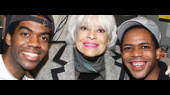 Carol Channing & The Scottsboro Boys Get Together for World AIDS Day