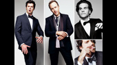 Looking Good! Bloody Bloody's Benjamin Walker and Alex Timbers Model Tuxes for Esquire