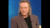 The Ladies of The View Welcome Weird and Wonderful Spokane Star Christopher Walken