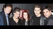 Rock Royalty Priscilla Presley Drops In on Bye Bye Birdie