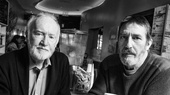The Crucible's Jim Norton & Ciaran Hinds on Frozen, Game of Thrones and Famous Co-Stars