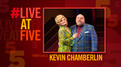 #LiveatFive with Disaster's Kevin Chamberlin