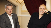 The Father Star Frank Langella & Director Doug Hughes on How Not to Be Intimidating & More