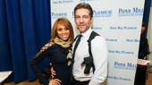 We're saving all our love for this pair! The Bodyguard stars Deborah Cox and Judson Mills get together.
