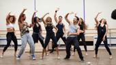 This cast makes us wanna dance!
