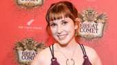 Brittain Ashford Will Return to Natasha, Pierre and the Great Comet of 1812