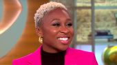 Watch The Color Purple's Cynthia Erivo Discuss Her Landmark Year