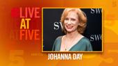 Broadway.com #LiveatFive with Johanna Day of Sweat