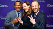 See Allison Janney & More Celebrate the Broadway Return of Six Degrees of Separation