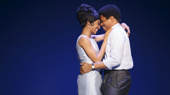 Chester Gregory (Berry Gordy) & Allison Semmes (Diana Ross) in Motown The Musical