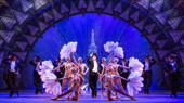 Touring cast of An American in Paris