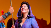 A Royal Return! Aladdin Will Welcome Courtney Reed Back on Broadway for a Limited Engagement