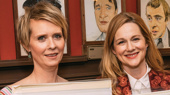 The Little Foxes Stars Cynthia Nixon & Laura Linney Honored at Sardi's