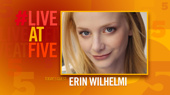 Broadway.com #LiveatFive with Erin Wilhelmi of A Doll's House, Part 2