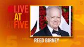 Broadway.com #LiveatFive with Reed Birney of 1984