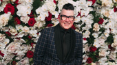 Broadway alum Lea DeLaria strikes a pose.