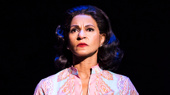Nancy Ticotin as Gloria Fajardo in the national tour of On Your Feet.