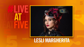 Broadway.com #LiveatFive with Lesli Margherita of Who's Holiday