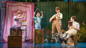 Turner Birthisel, Tyler Patrick Hennessy, Colin Wheeler & Conner Jameson Casey in Finding Neverland