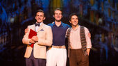 Ben Michael, McGee Maddox & Matthew Scott in An American in Paris