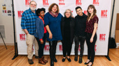 Jayne Houdyshell & the Cast of Relevance Prep for Off-Broadway Premiere
