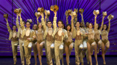 The touring company of A Chorus Line
