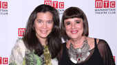Eve Ensler Celebrates the Opening of In the Body of the World at MTC