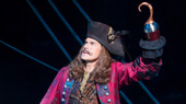 John Davidson as Captain Hook in Finding Neverland
