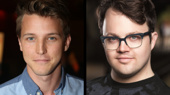 Dave Thomas Brown & Cody Jamison Strand Team Up in Broadway's The Book of Mormon