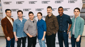 See Ethan Dubin & the Cast of Bobbie Clearly Prep for Roundabout Underground Debut