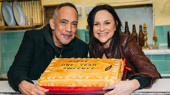 God That's Good! The Cast of Sweeney Todd Celebrates One Year Off-Broadway