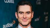 Harry Clarke star Billy Crudup looks dashing for his opening night.