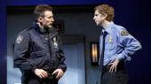 We Love a Cast in Uniform! See Chris Evans & More in Broadway's Lobby Hero