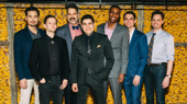 Ethan Dubin & the Cast of Bobbie Clearly Celebrate Opening Night at Roundabout Underground
