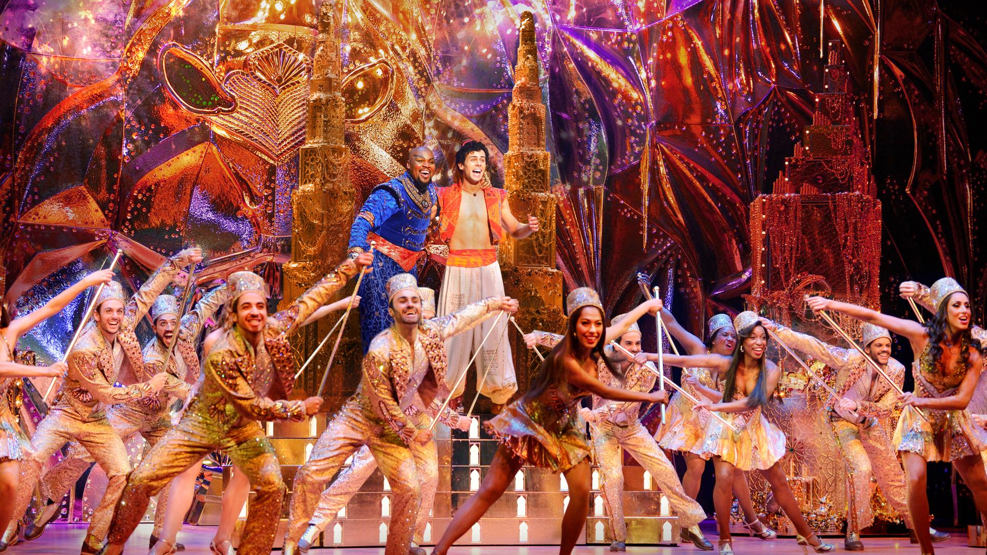Aladdin - Broadway | Tickets | Broadway | Broadway com