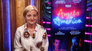 The Broadway.com Show: Tony-Nominated Director Marianne Elliott and Set Designers Ian MacNeil & Edward Pierce on Creating the Fantastical World of Angels in America