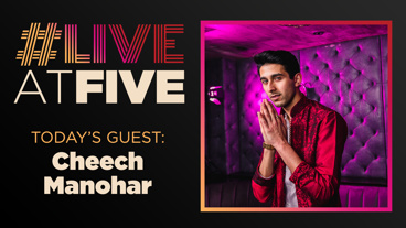 Broadway.com #LiveatFive with Cheech Manohar of Mean Girls