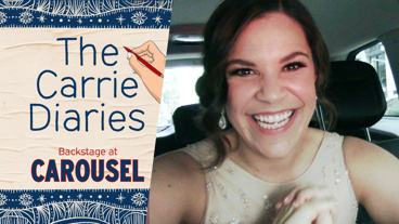 Backstage at Carousel with Lindsay Mendez, Episode 3: Tony Week!