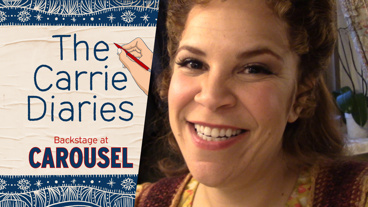 Backstage at Carousel with Lindsay Mendez, Episode 5: Hangouts in the Wings!