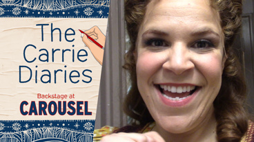 Backstage at Carousel with Lindsay Mendez, Episode 6: Director Chat