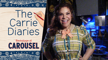 Backstage at Carousel with Lindsay Mendez, Episode 7: Health Chat