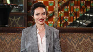The Broadway.com Show: The Band's Visit Star Katrina Lenk on Her Tony Win, James Bond Dreams & More