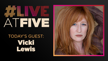 Broadway.com #LiveatFive with Vicki Lewis of Anastasia