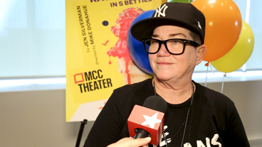 The Broadway.com Show: Lea Delaria, Ana Villafane & More Unpack Off-Broadway's Collective Rage