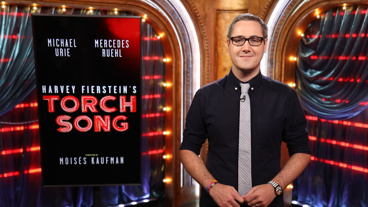 Learn About Harvey Fierstein's Landmark Play Torch Song, Starring Michael Urie & Mercedes Ruehl
