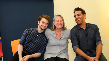 Broadway.com Fall Preview: Daniel Radcliffe, Cherry Jones & Bobby Cannavale on Their Lovefest, The Lifespan of a Fact & More